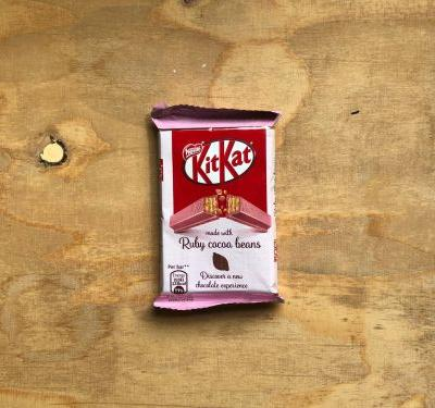We compared the new millennial pink KitKat to 8 crazy flavours from Japan - and the winner was clear