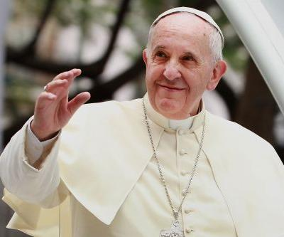 Pope Francis tells gay man: 'God made you like that and loves you like that'