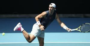 Australian Open Glance: Top-seeded Nadal highlights 2nd day