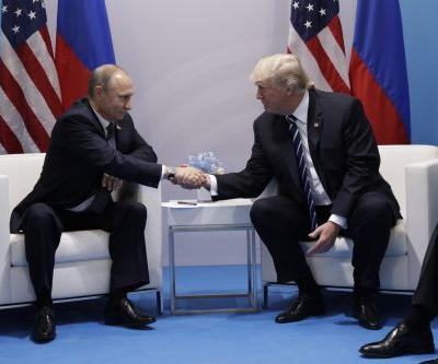 Trump suggested softening the US stance toward Russia and easing sanctions