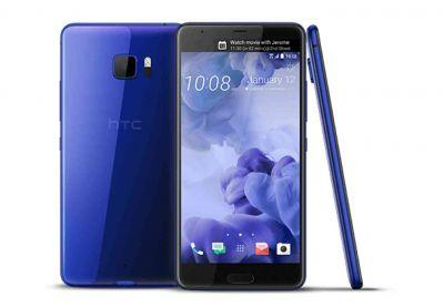 HTC U Ultra official with 5.7-inch QHD display, second screen, and glass body
