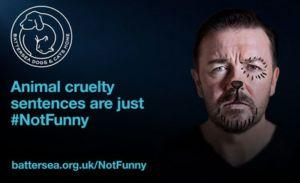 Famous Comics Stand Up Against Animal Abusers in NotFunny Campaign