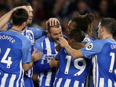 Brighton draws with Stoke, extends unbeaten run to five matches