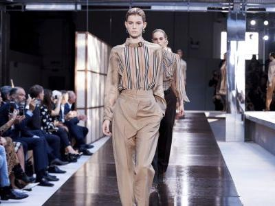 Riccardo Tisci Ushers in a New Era at Burberry for Spring 2019