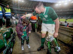 Peter O'Mahony Gives Away Six Nations Medal In Classy Gesture