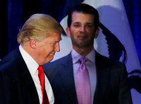 Trump Campaign Paid Lawyer Now Representing Son $50,000 In June