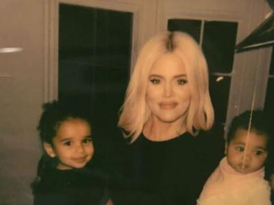 Khloé Kardashian Shared New Photos Of Dream And True Together And Our Hearts Are Bursting