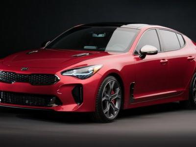 New Kia Stinger Coming To The UK Market With £31,995 Starting Price
