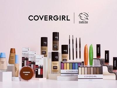 COVERGIRL - The Biggest Makeup Brand to be Leaping Bunny Certified