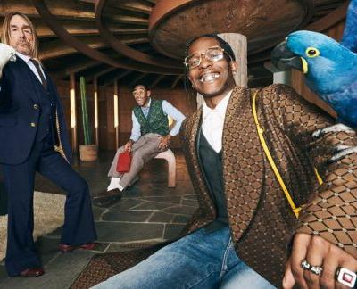 See Iggy Pop, A$AP Rocky and Tyler, The Creator in Gucci's New Campaign