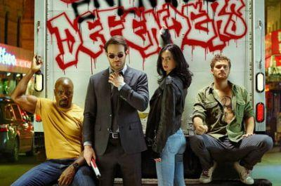 Marvel TV brings 'Defenders' trailer, a 'Punisher' clip, and 'Iron Fist' Season 2 to Comic-Con