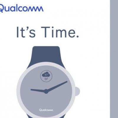Qualcomm invites us to see its new Wear OS chip on September 10th