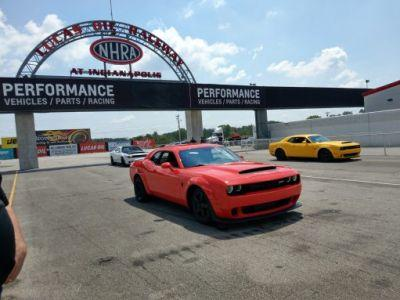 2018 Dodge Challenger SRT Demon first drive review: hell on wheels