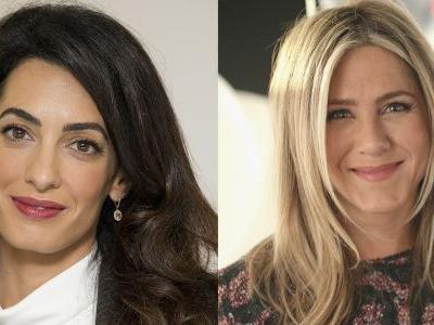 Amal Clooney Is Reportedly Playing Matchmaker For Jennifer Aniston Following Justin Theroux Divorce