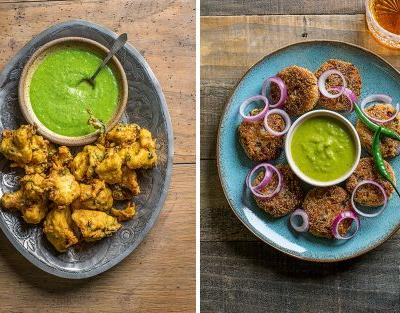 Spice up your side dishes with these vegan Indian salad and snack ideas
