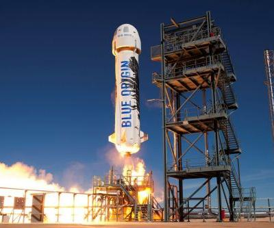 Blue Origin will launch its first rocket of 2018 tomorrow
