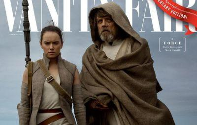 Star Wars: The Last Jedi Vanity Fair Covers Revealed!