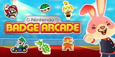 Nintendo Badge arcade is on life support, not getting more badges