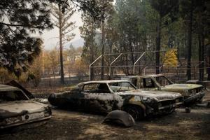 PG&E sued over Camp fire as insurance claims hit billions