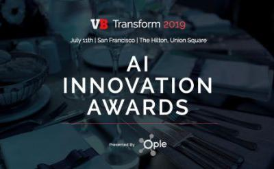 The NLP/NLU nominees for the Transform AI Innovation Awards