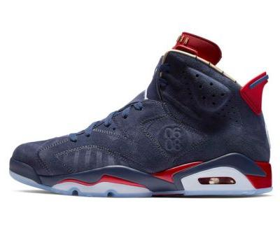 Nike Revives Air Jordan 6 Doernbecher Freestyle for 15th Anniversary