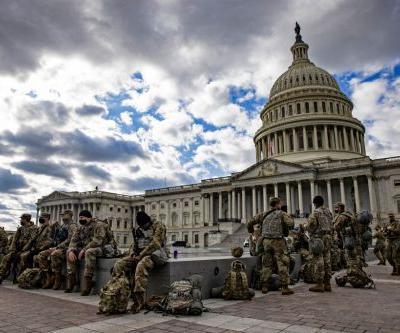 JUST IN: FBI Vetting 25,000 National Guard Troops in DC to Ensure Against 'Insider Attack'