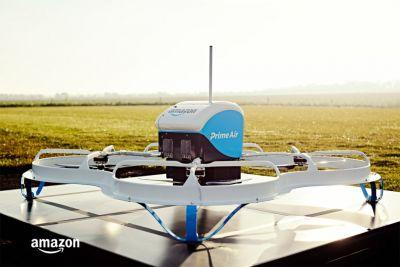 Amazon begins Prime Air drone delivery trial in the UK