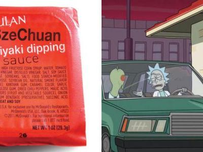 McDonald's is bringing back Szechuan Sauce again after 'Rick and Morty' fans cried 'McFail'