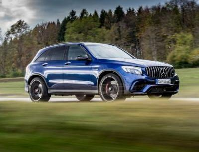 2018 Mercedes-AMG GLC63 First Drive: The Muscle Car of Compact SUVs