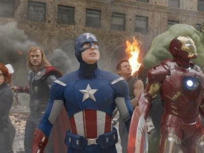 The Top Rated Marvel Movies on Rotten Tomatoes