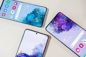 Galaxy S20 sales get off to a very slow start, but Samsung shouldn't panic just yet