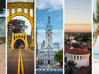 5 U.S. Cities to Visit