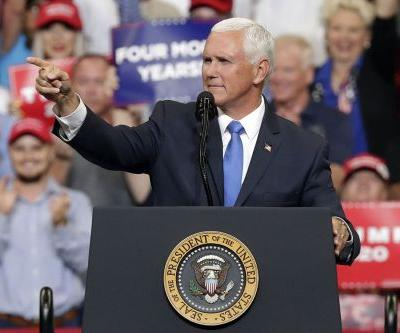 Pence: Unclear if Iran's leaders approved downing of U.S. drone