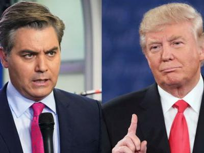 Twitter Busts Jim Acosta For Selectively Editing Trump Comments on Immigration: 'Just Plain False'