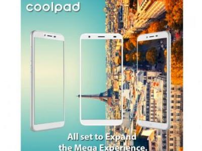 Coolpad will launch three new smartphones in the Mega series on December 20 in India