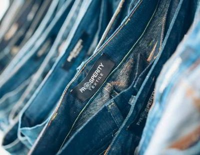 Chinese denim producer Prosperity Textiles invests in waste-saving technology