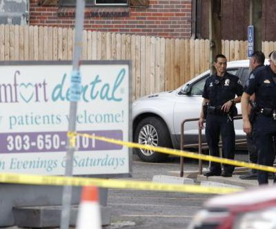 2 adults, 2 kids shot in parking lot behind dentist's office