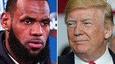 Donald Trump Attacks LeBron James And Don Lemon In Latest Twitter Rant