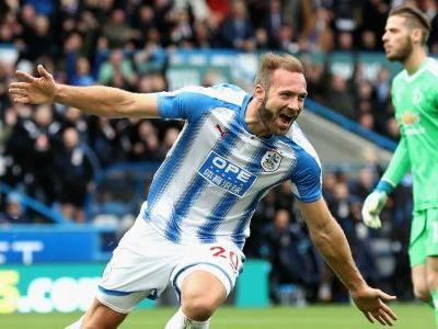 LIVE: Huddersfield Town vs Manchester United