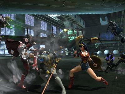 DC Universe Online Comes To Switch This Summer