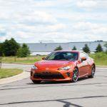 2017 Toyota 86 Automatic - Instrumented Test