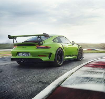 The New Porsche 911 GT3 RS Is Official