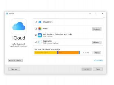 ICloud for Windows now available through the Microsoft Store with iCloud Drive updates, more
