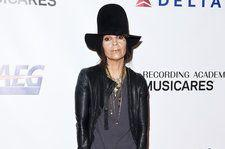 Linda Perry Discusses Her Grammy Nomination & Working With Dolly Parton: Watch