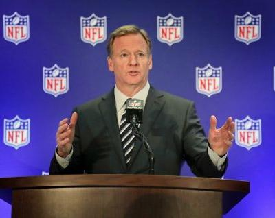 NFL commissioner Roger Goodell signs new deal, reports say