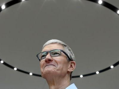 Apple hits record high as RBC upgrade says stock can climb 11% from current levels