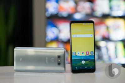 LG's mobile unit suffers sales decline as demand for G6 falls