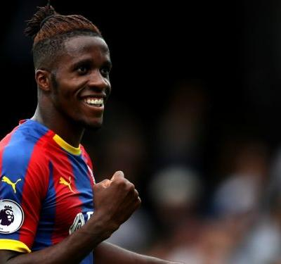 Wilfried Zaha equals Crystal Palace's all-time scoring record