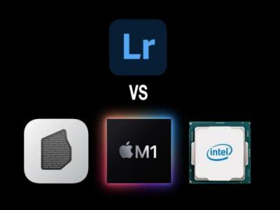Benchmarking Performance: Lightroom on M1 vs Rosetta 2 vs Intel
