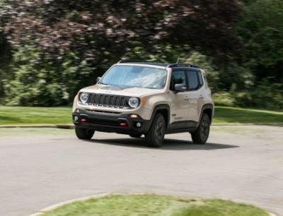 2017 Jeep Renegade Deserthawk 2.4L 4×4 Tested!